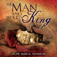 The Man Who Would Be King cd